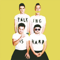 Walk The Moon Talking Is Hard Lp Vinyl One Size For Men 25616495001