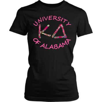 University of Alabama Kappa Delta Tees and Tanks