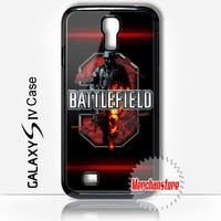 Samsung Galaxy S4 Case Battlefield 3 Video Game - S4 i9500 Cover