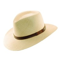 Men's Tommy Bahama Panama Straw Outback Hat,