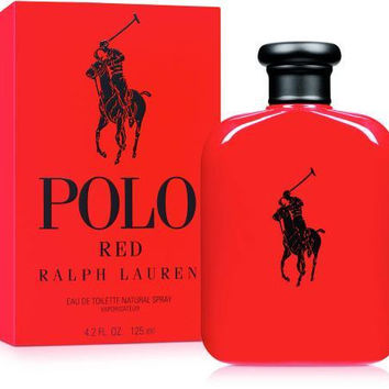 Polo Red 4.2 Edt Sp For Men