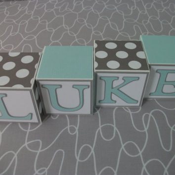 Wooden Name Blocks, Baby Name Blocks, Baby Boy, Newborn, Nursery, Baby Gift, Baby Shower, Baby, Baby Blocks, Blocks, Boy, Name Blocks