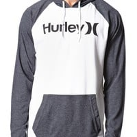 Hurley One & Only Jersey Hooded Shirt - Mens Tee