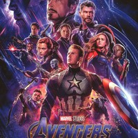 Avengers: Endgame Movie Poster 24x36