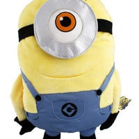 "Despicable Me Minion Plush Stuart Pillow XLarge 22"" Universal Minion Mayhem NEW"