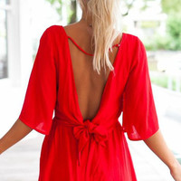 Lost In Your Eyes Playsuit