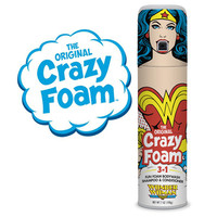 WONDER WOMAN CRAZY FOAM