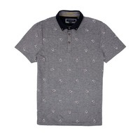 Ted Baker Yaypolo Paisley Embroidery Polo Shirt