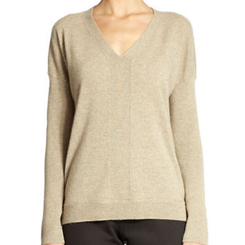 Eileen Fisher Cashmere V Neck Sweater