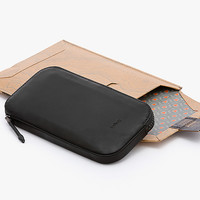 All-Conditions Phone Pocket | Water-Resistant Leather Wallets | Bellroy