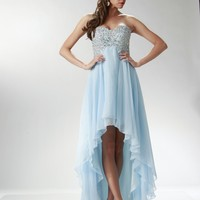 Sexy High Low Prom Homecoming Dress Sale