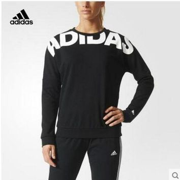 Day-First™ Adidas Women's Sport Long Sleeve Top Sweater Pullover