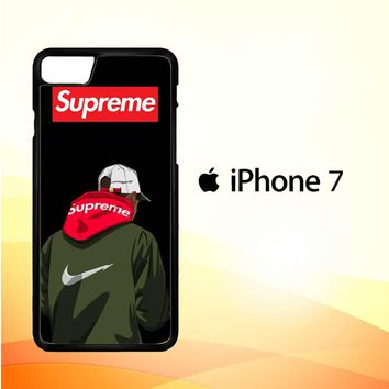 SUPREME W4859 iPhone 7 Case
