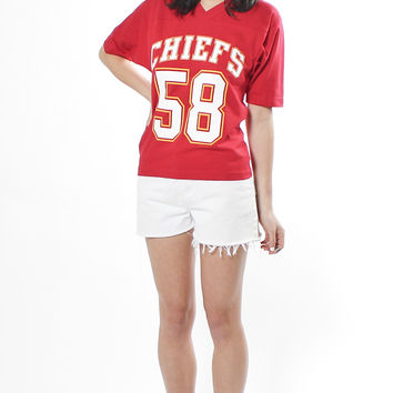 Vintage Chiefs Sports Tee