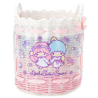 Buy Sanrio Little Twin Stars Round Storage Basket with Handles at ARTBOX