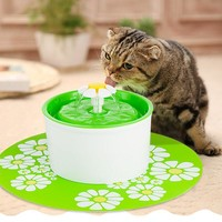 Fountain Electric Drinking Water For Cat