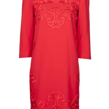 Preen By Thornton Bregazzi Embroidered Dress