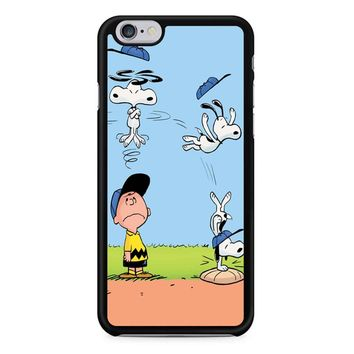 The Peanuts Movie Snoopy iPhone 6/6s Case