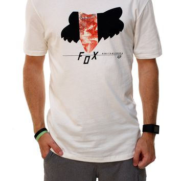 Fox Racing Men's Dragger Premium Fabric Graphic T-Shirt
