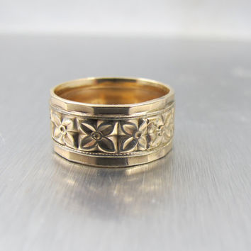 Best Gold Cigar Band Ring Products On Wanelo