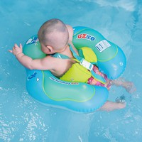 New 0-6 Years old Swimming Pool Inflatable Baby Armpit Swimming Ring Strap Protection Kids Pool Float Swim Toy Pool Accessories