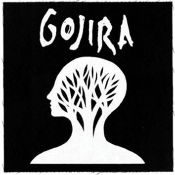 Gojira L'Enfant Sauvage Cloth Patch - Rockabilia