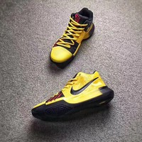 NIKE Kyrie 3 Bruce Lee Men Basketball shoes