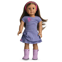 American Girl® Sale: Butterfly Twist Dress for Dolls + Charm