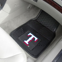 Texas Rangers 2-pc Vinyl Car Mat Set