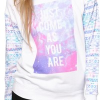 Empyre Caesar Come As You Are Crew Neck Sweatshirt