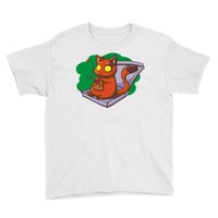 pizza cat Youth Tee