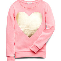 Heart Of Gold Sweatshirt (Kids)