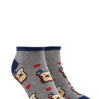 French Toast Ankle Socks
