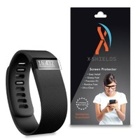 XShields© (2-Pack) Screen Protectors for FitBit Charge HR (Ultra Clear)