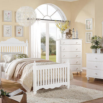 Lydia Twin Size Bed