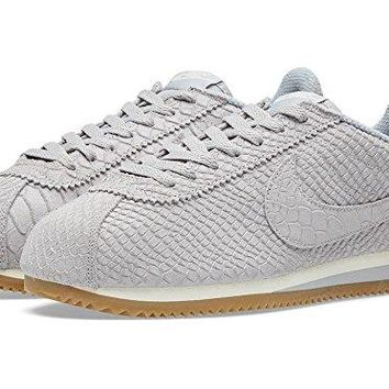 Nike Mens Classic Cortez Leather Premium Casual Shoes