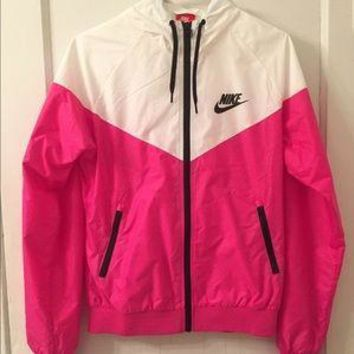 Nike Fashion Hooded Zipper Cardigan Sweatshirt Jacket Coat Windbreaker Sportswear