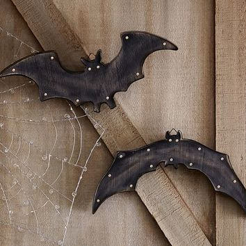 Lit Bat Wings
