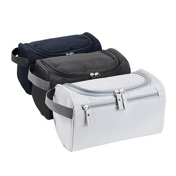Men Cosmetic Hanging Travel Bag