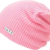 Neff Daily Light Pink Beanie