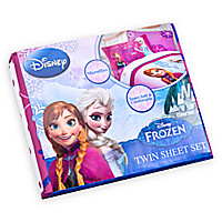 Anna and Elsa Sheet Set - Frozen