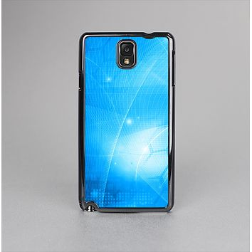 The Vivid Blue Fantasy Surface Skin-Sert Case for the Samsung Galaxy Note 3
