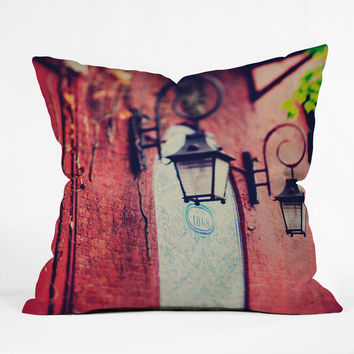 Chelsea Victoria The Village Outdoor Throw Pillow