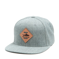 Fighter Snapback | Grey | Fishbe LTD