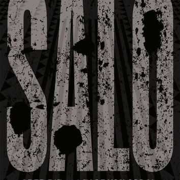 Salo, or the 120 Days of Sodom (German) 11x17 Movie Poster (1975)
