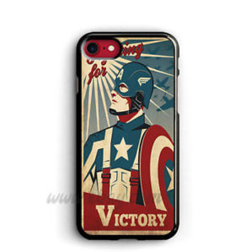 Captain America iPhone Cases First Avenger Samsung Galaxy Phone Cases iPod cover