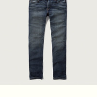 A&f Skinny Zip Fly Winter Jeans