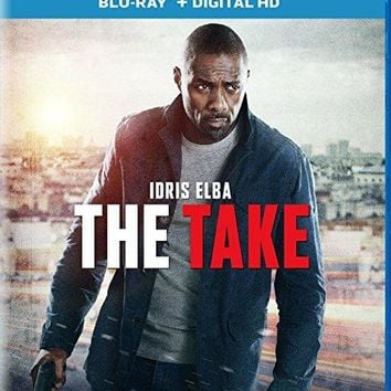 Idris Elba & Richard Madden & James Watkins-The Take 2016