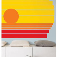 WallPOPs Wall Pops Sunset Pack Decals from Overstock.com | BHG.com Shop