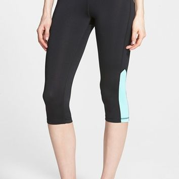 Junior Women's Ten Sixty Sherman Stretch Capris